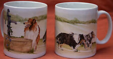 Mugs/Cups Collie Collectables
