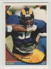 1994 Topps Saint Louis Rams football team set