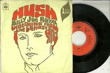 """Billy Joe Royal - Hush (1969) FRANKREICH 7""""  bw Watching from the Bandstand"""