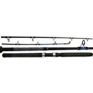Tsunami Sapphire Spinning Jigging Rods SABSXTP-631M