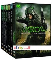 ARROW - LA SERIE COMPLETA 01 - 06 (30 DVD) SERIE TV DC Comics ITALIA