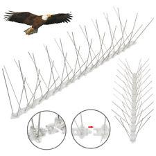 5m Taubenspikes Taubenabwehr Vogelabwehr Vogelschutz 4-reihig Edelstahl