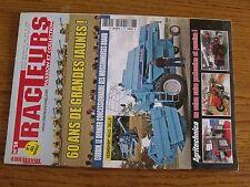 $$$ Revue Tracteurs passion N°28 Corbin BraudAgritechnicaLittle Casterton