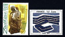 FRANCIA - Quadri di Francia - 1980 - Bassorilievo - Quadro di Raoul Ubac
