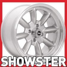 "13x8 13"" Performance Superlite wheels Datsun Toyota Corolla 4 stud"