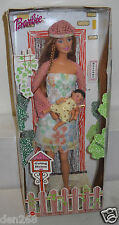 #8322 NIB Mattel White Swan Hotel Going Home Adoption #4 Barbie