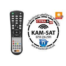 PILOTE Polsat Cyfrowy Sagemcom Sagem com ESI 88 Télécommande D'Origine