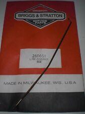BRIGGS & STRATTON 260661 LINK MECH GOV GOVERNOR
