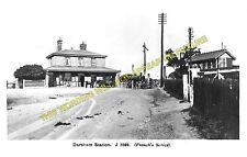 Darsham Railway Station Photo. Saxmundham - Halesworth. Great Eastern Rly. (2)