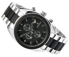 EMPORIO ARMANI MEN'S CHRONOGRAPH WATCH AR5952 BRAND NEW IN BOX