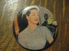 Maggi McNellis Socialite Blatz Beer Vintage 1951 Advertisement Pocket Mirror $20