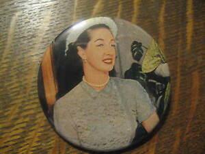 Maggi McNellis Socialite Blatz Beer Vintage 1951 Advertisement Pocket Mirror $20