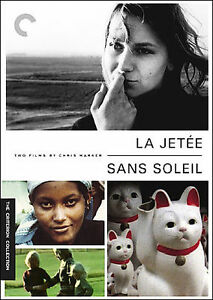 La Jetee/Sans Soleil (DVD, 2007, Guillaume-Approved Special Edition)