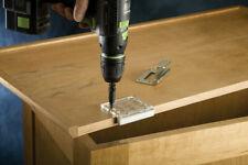 """Rockler Lid-Stay Torsion Hinge Jig It® 3.2 X 3.1 X 0.8"""" Jigs Cabinet & Shelving"""