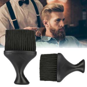 Unisex Hairbrush Barber Clean Hair Cutting Sweep Soft Nylon Neck Duster Brushes