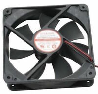 Evercool 120mm x 120mm x 25mm High Speed DC Fan 4 PIN 2000rpm EC12025M12C
