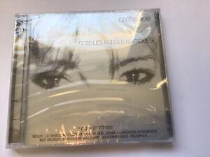 Double CD Catherine Lara : Best Of : 72-96 Les Années Magiques