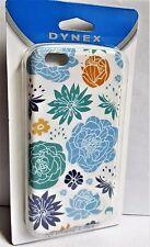 NEW Dynex - Case for Apple iPhone 6/6s PLUS - White/Blue/Green/Orange