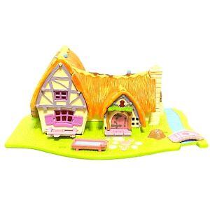 Vintage Bluebird Polly Pocket Disney Snow White & Seven Dwarfs House Toy 1995
