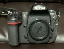 Nikon D300 Digital Camera - Tested-Excellent Condition - Shutter Count 7,994