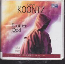 BROTHER ODD by DEAN KOONTZ~UNABRIDGED CD'S AUDIOBOOK