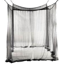4-Corner Bed Netting Canopy Mosquito Net for Queen PK