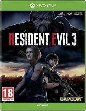 Resident Evil 3 Xbox One   Series X   S   New & Sealed