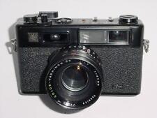 YASHICA ELECTRO 35 GT 35mm Film Rangefinder Camera with 45mm F/1.7 Lens - Black