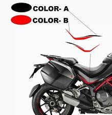 Adesivi fianc sottosella Grand Tour Design - Ducati Multistrada 1260/1200 2015