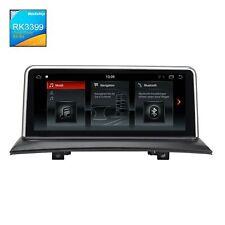 "BMW X3 E83 10.25"" Touchscreen Android 9.0 Nachrüstbildschirm Navi GPS USB WLAN"
