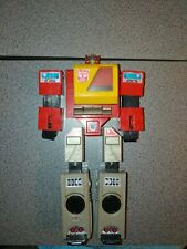 Transformers G1 Blaster Radio Boombox Autobot Vintage 1984 Takara Hasbro