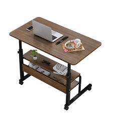 Multifunctional Movable Bedside Laptop Desk Wooden Computer Table Study Table