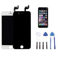 iPhone 6 Display: Retina LCD Screen & Digitizer schwarz + Werkzeug + Schutz
