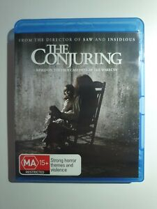 The Conjuring Blu-Ray Region B