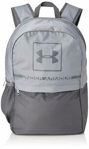 Under Armour UA Project 5 Backpack Unisex School Travel Sports Rucksack Bag Grey
