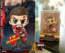 HOT TOYS COSBABY COSB651 Avengers 4:Endgame Iron Man Mark MK85 Battling Figure