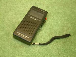 Grundig Stenorette 2050 Voice Recorder Dictation - Vintage Handheld Dictaphone