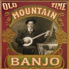Old Time Mountain Banjo [CD]