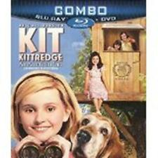 KIT KITTREDGE: An American Girl (Blu-ray/DVD, 2011, Canadian) New / Sealed