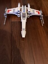 LEGO StarWars X-wing Starfighter (9493) mit 2 Minifiguren mit BA Vollständig