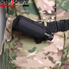 Rotating Belt Clip Holster for SureFire NexTorch JETBeam LED Lenser Flashlight