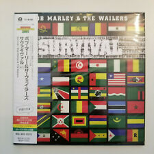 Bob Marley - Survival. NEW sealed Mini-LP CD