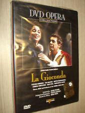 DVD OPERA COLLECTION LA GIOCONDA DOMINGO MARTON MANUGUERRA VIENNA STATE OPERA