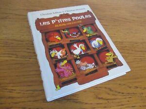 Les P'tites Poules : Album collector Christian Jolibois Heinrich, Livre enfants