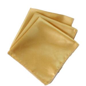 12 Inch Square Satin Napkins (Pack of 100) Cloth Napkin for Dinner Table Decor