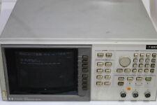 HP 8757C Scalar Network Analyzer
