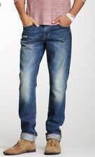 "Joe's Jeans ""Brendon"" Men's Slouchy Slim 34 x 30 Destroyed Jean"