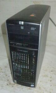 HP xw6400 WorkStation Tower PC Computer w Windows XP Professional Key
