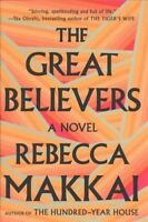 The GREAT BELIEVERS - NEW BOOK(0735223521)