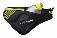 Peak Hydration Waist Pack with storage area&Run Flask 18oz–Running,CyclingHiking